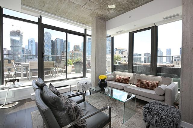 Photo 15: 32 Camden St Unit #Ph 5 in Toronto: Waterfront Communities C1 Condo for sale (Toronto C01)  : MLS® # C3240912