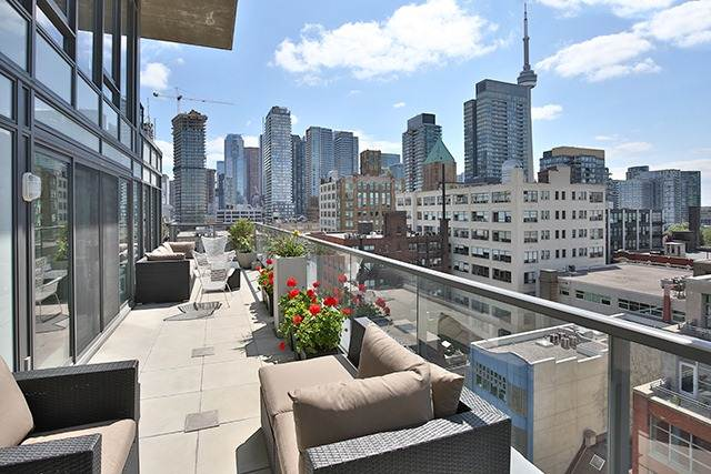 Photo 8: 32 Camden St Unit #Ph 5 in Toronto: Waterfront Communities C1 Condo for sale (Toronto C01)  : MLS® # C3240912