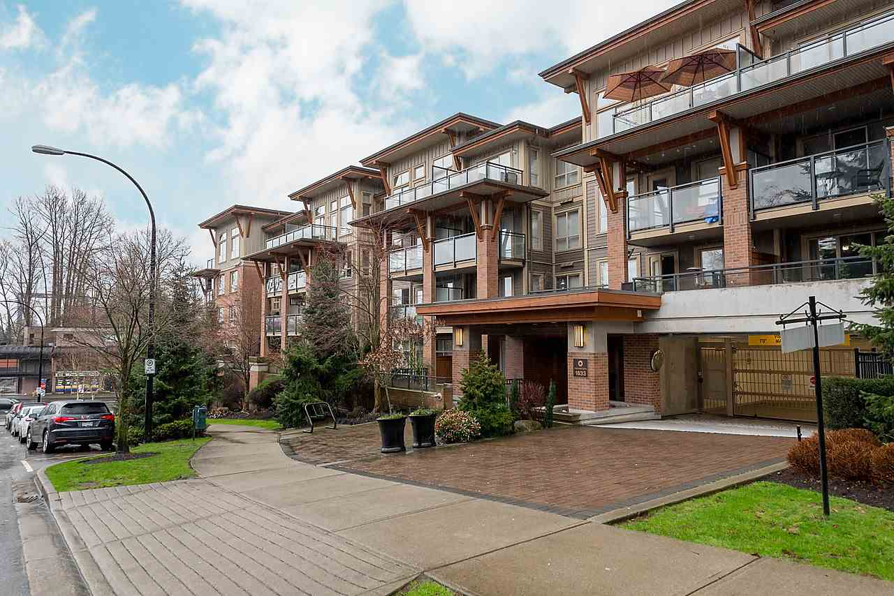 Main Photo: 420 1633 MACKAY AVENUE in North Vancouver: Pemberton NV Condo for sale : MLS® # R2038013