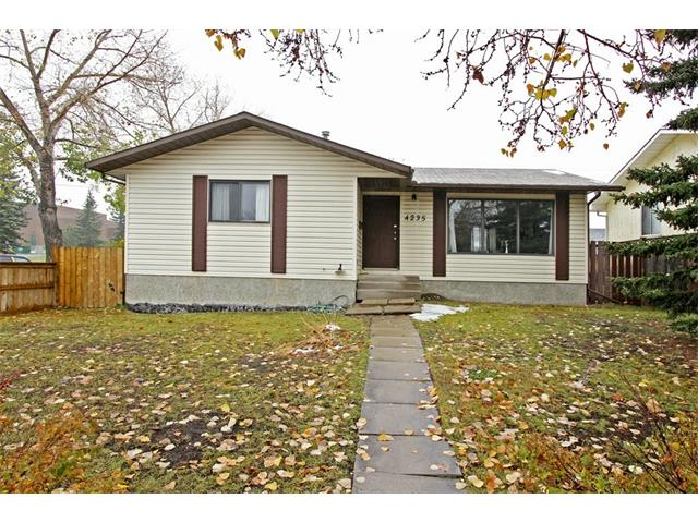 Main Photo: 4235 WHITEHORN DR NE in Calgary: Whitehorn House for sale : MLS® # C4086015