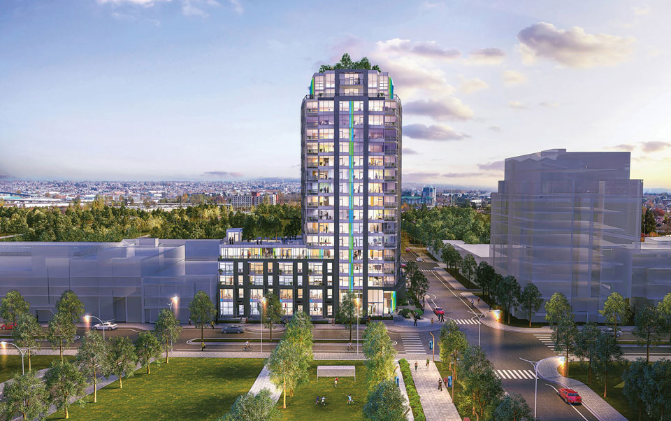 Photo 2: PINNACLE in Vancouver: False Creek Condo for sale (Vancouver West)  : MLS(r) # PRESALE