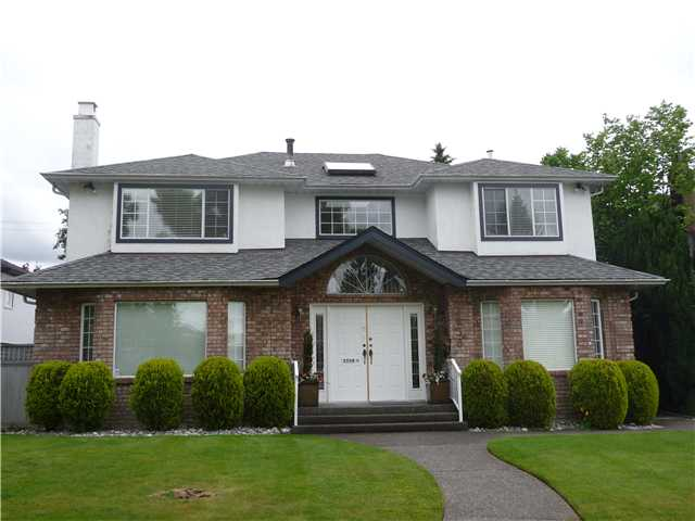 Main Photo: 2238 W 21ST Avenue in Vancouver: Arbutus House for sale (Vancouver West)  : MLS® # V945102