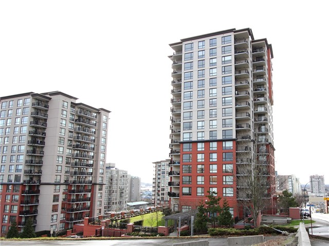 Main Photo: 602 814 ROYAL Avenue in New Westminster: Downtown NW Condo for sale : MLS® # V992016