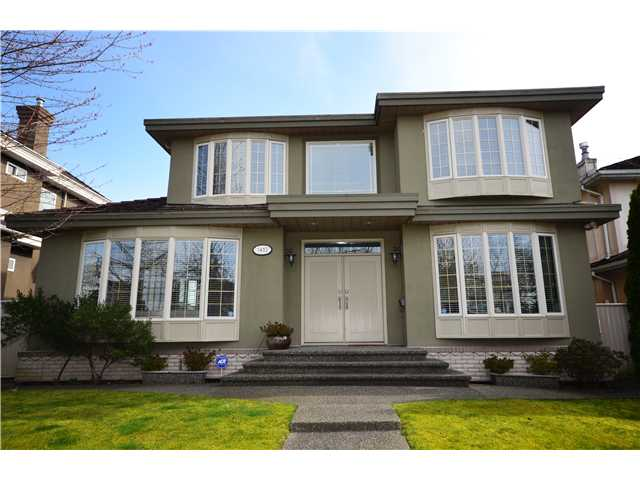 Main Photo: 5482 MACKIE Street in Vancouver: Cambie House for sale (Vancouver West)  : MLS® # V994980