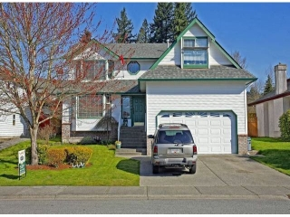 Main Photo: 35293 BELANGER Drive in Abbotsford: Abbotsford East House for sale : MLS®# F1306668
