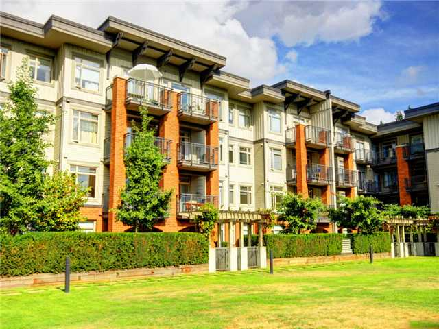 "Main Photo: # 412 2280 WESBROOK MA in Vancouver: University VW Condo for sale in ""Keats Hall"" (Vancouver West)  : MLS® # V1022648"