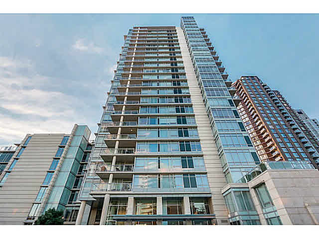 Main Photo: 601 426 BEACH CRESCENT in Vancouver: Yaletown Condo for sale (Vancouver West)  : MLS(r) # V1101853