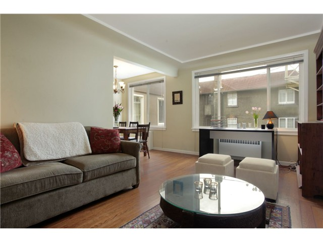 "Main Photo: 304 3591 OAK Street in Vancouver: Shaughnessy Condo for sale in ""Oakview Apts"" (Vancouver West)  : MLS® # V937079"