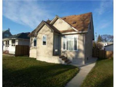 Main Photo: 437 JEFFERSON AVE.: Residential for sale (West Kildonan)  : MLS® # 2920827