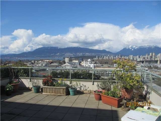 "Main Photo: 1002 2288 PINE Street in Vancouver: Fairview VW Condo for sale in ""THE FAIRVIEW"" (Vancouver West)  : MLS® # V943707"