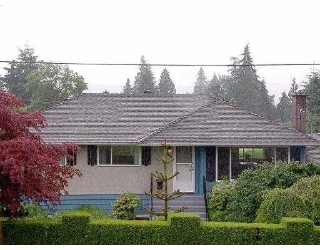 Main Photo: 1394 CHARLAND AV in Coquitlam: Central Coquitlam House for sale : MLS® # V544138