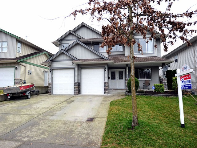 Main Photo: 34463 Lariat place in Abbotsford: House for sale : MLS® # F1308243