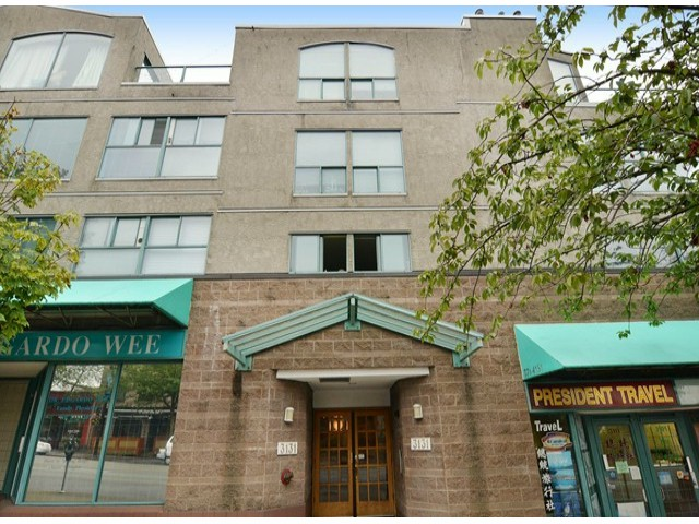 Main Photo: # 211 3131 MAIN ST in Vancouver: Mount Pleasant VE Condo for sale (Vancouver East)  : MLS® # V1086214