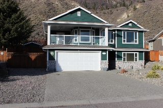 Main Photo: 3509 Navatanee Drive in Kamloops: South Thompson Valley House for sale : MLS(r) # 134325
