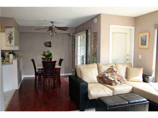 Photo 6: # 105 2388 WELCHER AV in Port Coquitlam: Central Pt Coquitlam Condo for sale : MLS® # V1117027