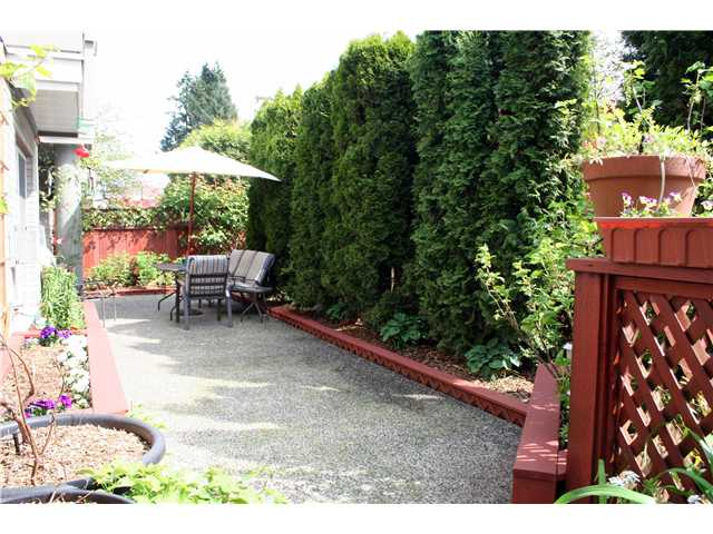 Photo 10: # 105 2388 WELCHER AV in Port Coquitlam: Central Pt Coquitlam Condo for sale : MLS® # V1117027