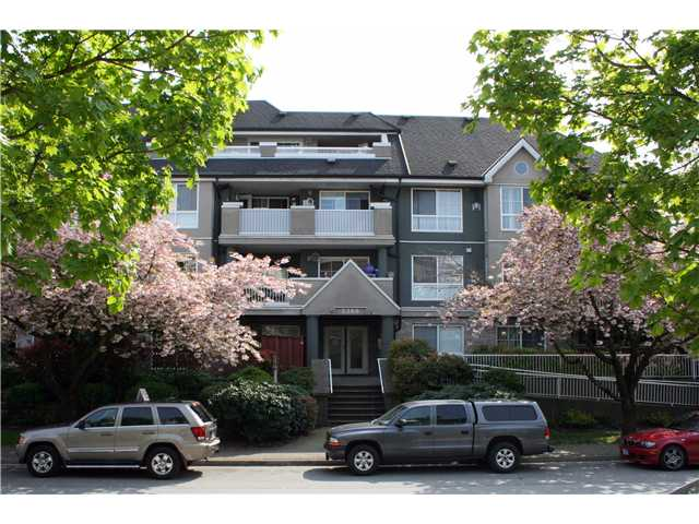 Main Photo: # 105 2388 WELCHER AV in Port Coquitlam: Central Pt Coquitlam Condo for sale : MLS® # V1117027