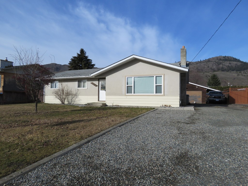 Main Photo: 2520 Tupela Drive in Kamloops: Westyde House for sale : MLS® # 132958