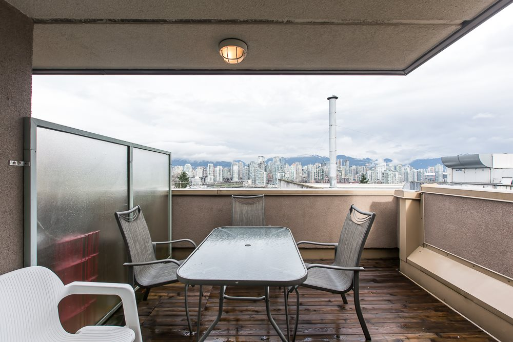 Photo 19: 305 1082 W 8TH AVENUE in Vancouver: Fairview VW Condo for sale (Vancouver West)  : MLS® # R2033511