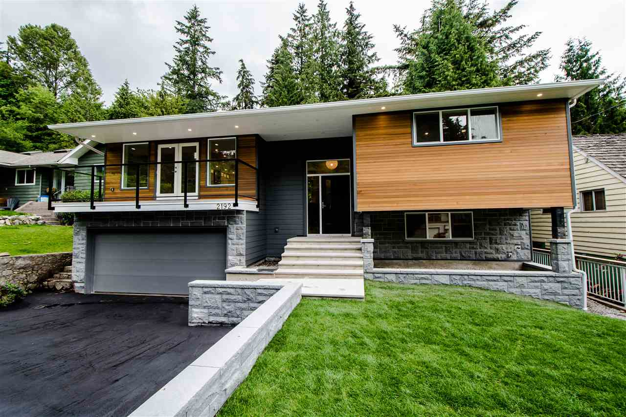 Main Photo: 2192 HOSKINS ROAD in North Vancouver: Westlynn Terrace House for sale : MLS®# R2072722