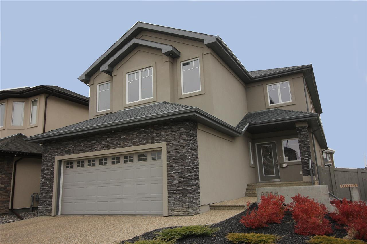 Main Photo: 2618 WATCHER WY SW in Edmonton: Zone 56 House for sale : MLS® # E4042141