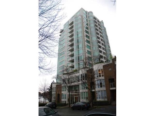 "Main Photo: 1404 1501 HOWE Street in Vancouver: Yaletown Condo for sale in ""888 Beach"" (Vancouver West)  : MLS®# V929901"