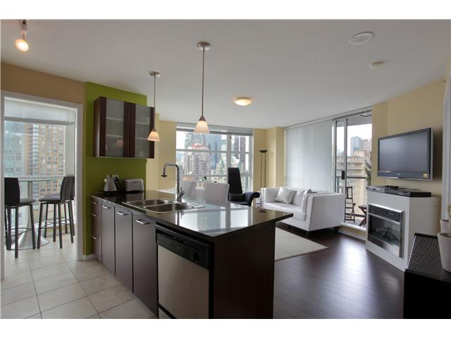 Main Photo: 1602 1199 SEYMOUR Street in Vancouver: Downtown VW Condo for sale (Vancouver West)  : MLS® # V949632