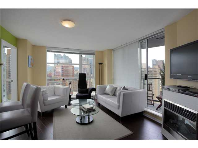 Photo 2: 1602 1199 SEYMOUR Street in Vancouver: Downtown VW Condo for sale (Vancouver West)  : MLS® # V949632