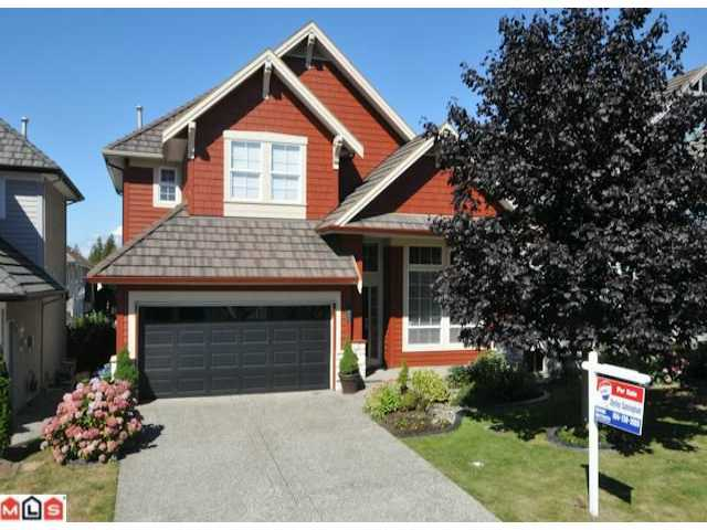 "Main Photo: 15289 35TH Avenue in Surrey: Morgan Creek House for sale in ""ROSEMARY HEIGHTS"" (South Surrey White Rock)  : MLS® # F1221981"