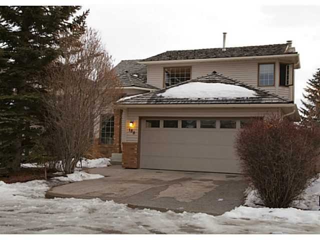 Main Photo: 188 WOODFORD Close SW in CALGARY: Woodbine Residential Detached Single Family for sale (Calgary)  : MLS® # C3558183