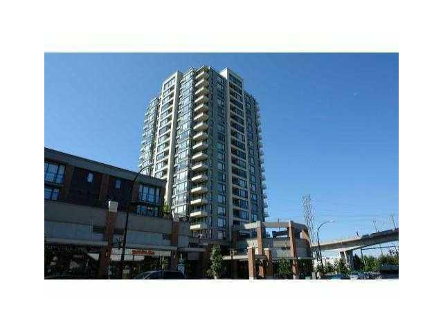 Main Photo: 2102 4118 DAWSON Street in Burnaby: Brentwood Park Condo for sale (Burnaby North)  : MLS(r) # V1023703