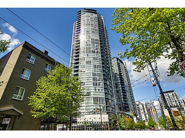 Main Photo: # 2701 1199 SEYMOUR ST in Vancouver: Downtown VW Condo for sale (Vancouver West)  : MLS®# V1060395