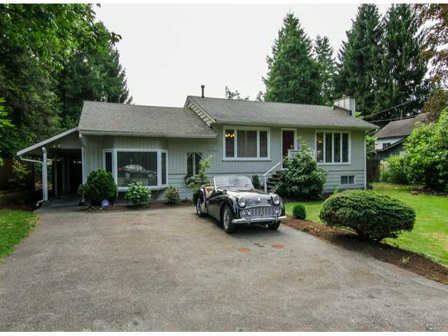 Main Photo: 9064 MACKIE ST in Langley: Fort Langley House for sale : MLS® # F1418252