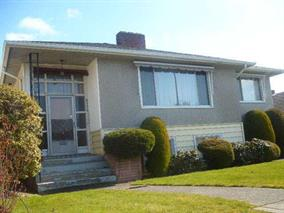 Main Photo: 6776 Knight Street in Vancouver: Knight House for sale (Vancouver East)  : MLS® # V874820