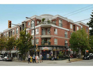 Main Photo: 315 1989 Dunbar Street in : Kitsilano Condo for sale (Vancouver West)  : MLS® # V1137636