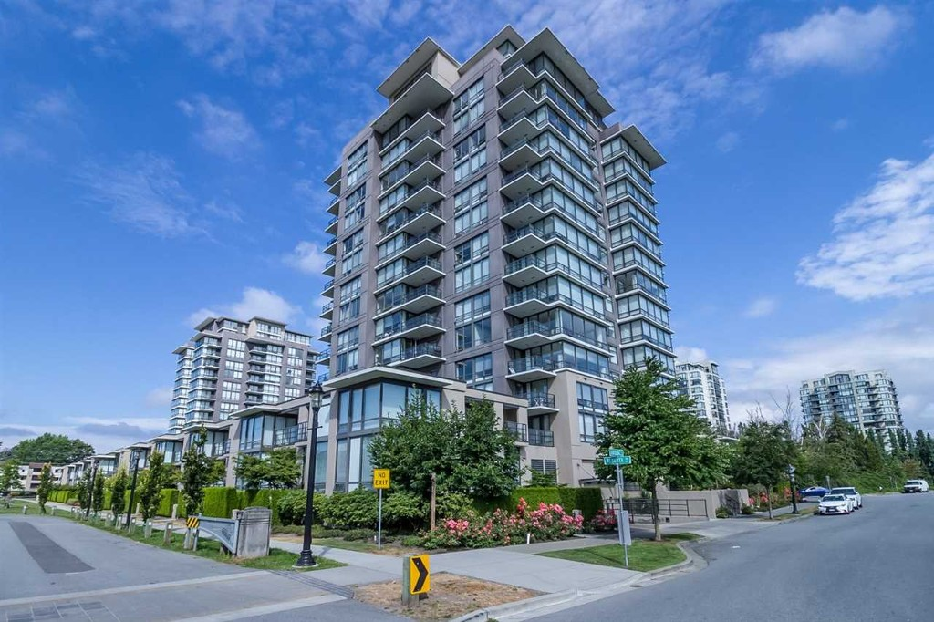 Main Photo: 1105 6333 KATSURA STREET in Richmond: McLennan North Condo for sale : MLS®# R2099999