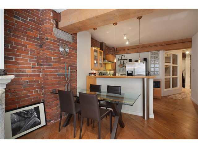 Photo 5: 201 1178 HAMILTON Street in Vancouver: Yaletown Condo for sale (Vancouver West)  : MLS(r) # V988978