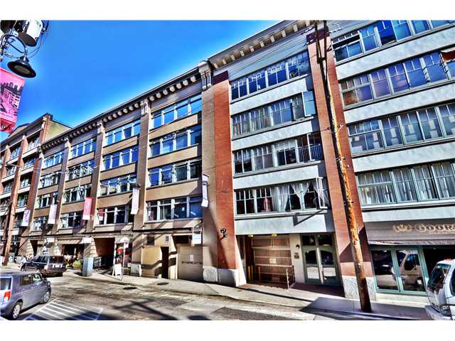 Main Photo: 201 1178 HAMILTON Street in Vancouver: Yaletown Condo for sale (Vancouver West)  : MLS®# V988978