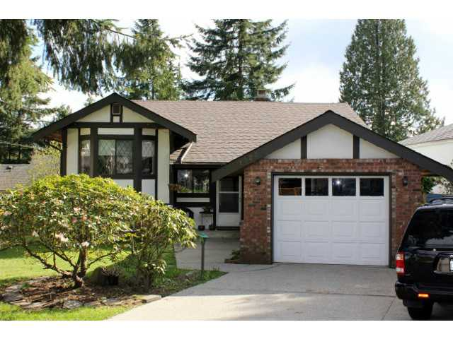 Main Photo: 1322 WINSLOW Avenue in Coquitlam: Central Coquitlam House for sale : MLS® # V994503