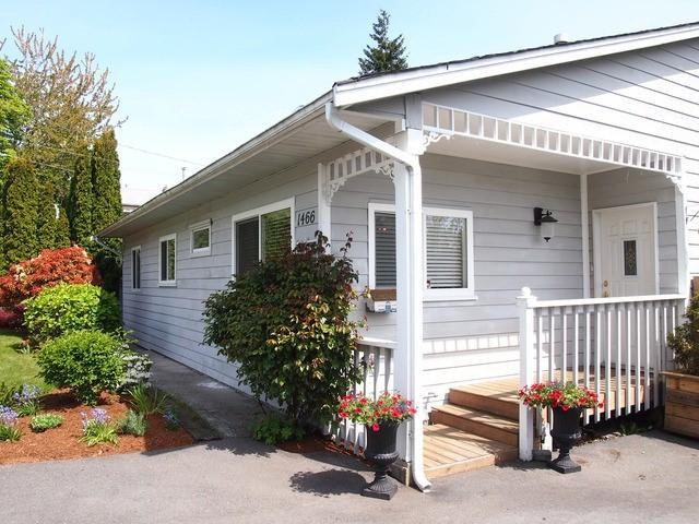 Main Photo: 1466 160TH ST in Surrey: King George Corridor House for sale (South Surrey White Rock)  : MLS®# F1410023