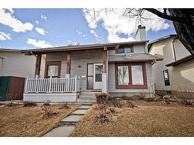 Main Photo: 4607 64 Street NE in CALGARY: Temple Residential Detached Single Family for sale (Calgary)  : MLS® # C3629609