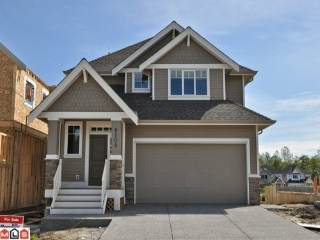 Main Photo: 8108 211TH Street in Langley: Willoughby Heights Home for sale ()  : MLS® # F1204222