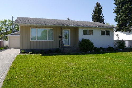Main Photo: 6 Concord Avenue in Winnipeg: Fort Garry Single Family Detached for sale (South Winnipeg)  : MLS(r) # 1512855