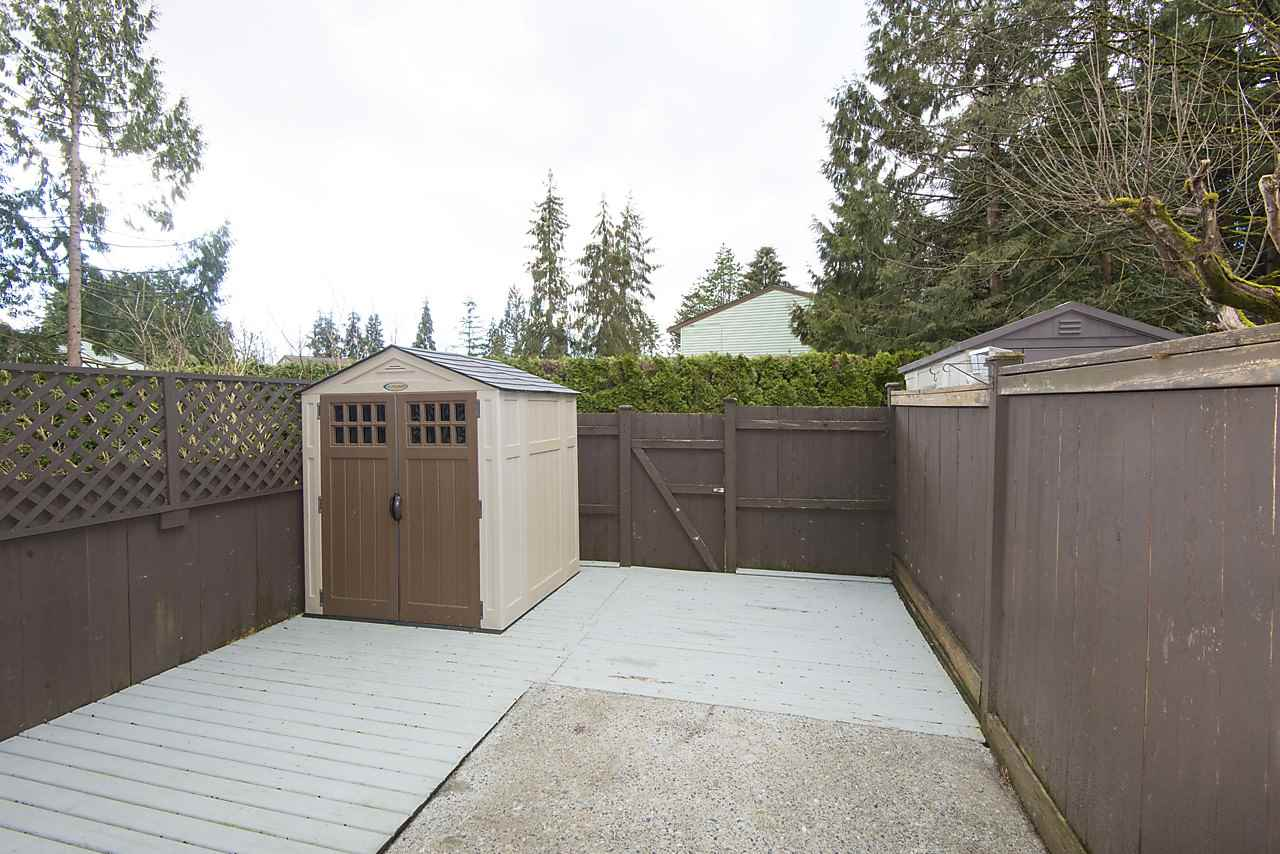 Photo 16: 3271 GANYMEDE DRIVE in Burnaby: Simon Fraser Hills Townhouse for sale (Burnaby North)  : MLS® # R2142251