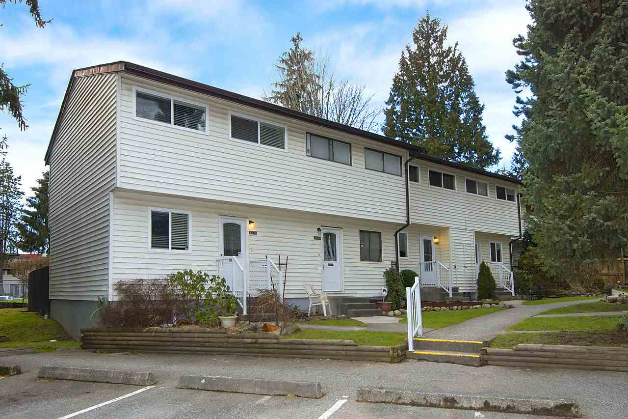 Photo 1: 3271 GANYMEDE DRIVE in Burnaby: Simon Fraser Hills Townhouse for sale (Burnaby North)  : MLS® # R2142251