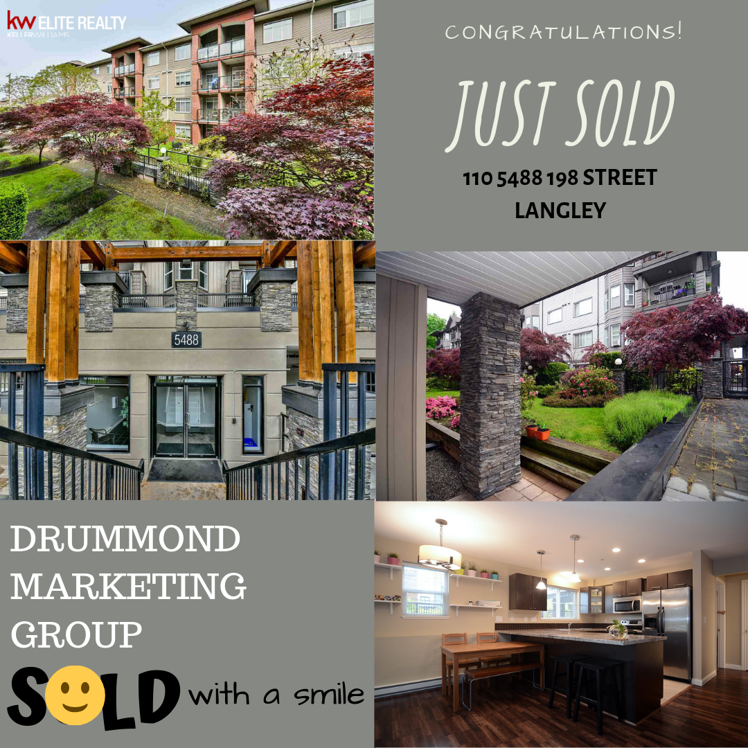 FEATURED LISTING: 110 - 5488 198 Street Langley