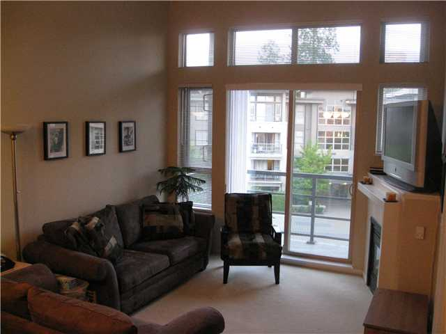 "Photo 3: 502 9339 UNIVERSITY Crescent in Burnaby: Simon Fraser Univer. Condo for sale in ""HARMONY"" (Burnaby North)  : MLS(r) # V950108"