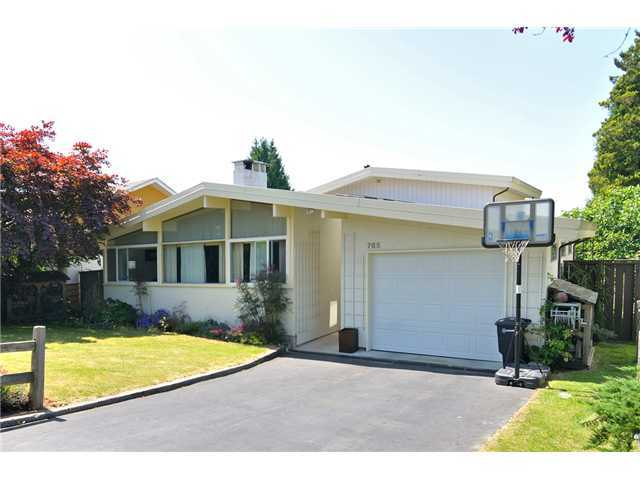 Main Photo: 765 DUTHIE Avenue in Burnaby: Sperling-Duthie House for sale (Burnaby North)  : MLS® # V992883