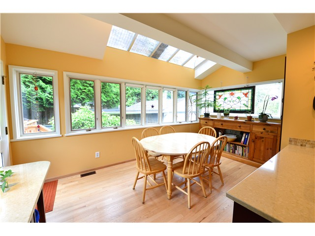 "Photo 4: 6612 BEECHWOOD Street in Vancouver: S.W. Marine House for sale in ""Kerrisdale"" (Vancouver West)  : MLS® # V1014628"