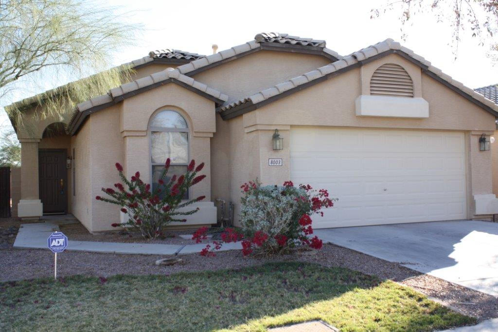 Main Photo: 13009 W Evans Drive, El Mirage, AZ in (Laveen/ El Mirage): House for sale